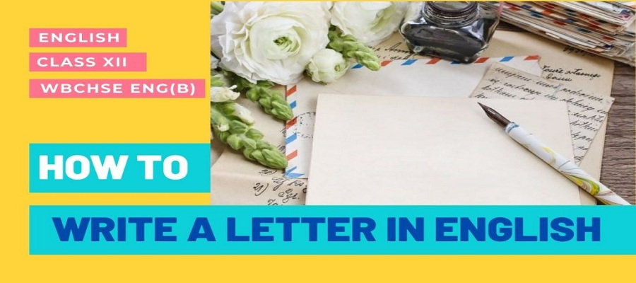 How to write a letter in English