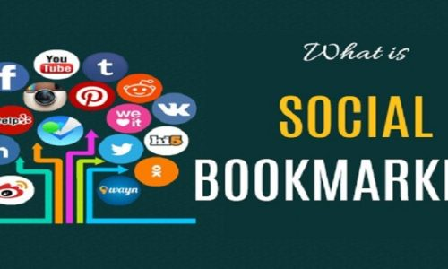 Top 50 High PR Social Bookmarking Sites List [NEW UPDATED]