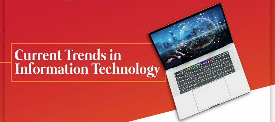 Latest technology trends in information technology