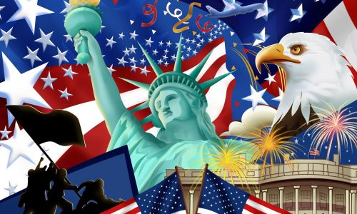 Download Fourth of July Best HD Wallpaper Independence Day US