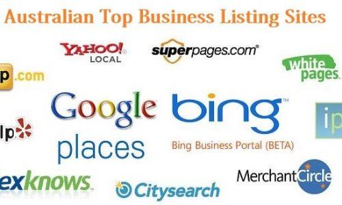 Top 100+ Free Australia Business Listing Sites List