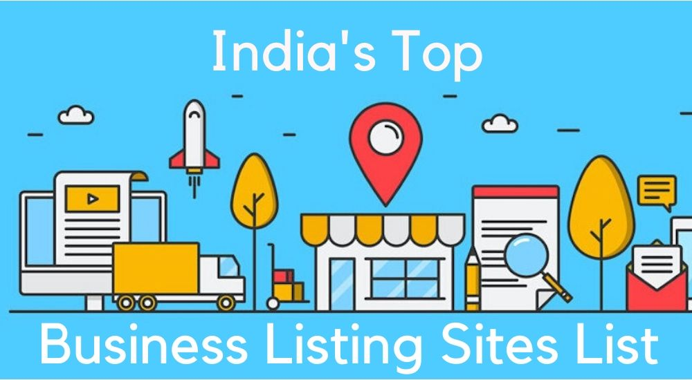 Free Business Listing Sites List in India