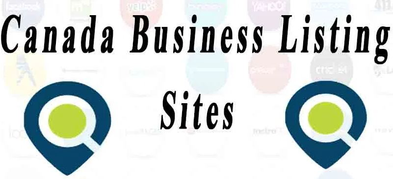 Free Canada Business Listings Sites List