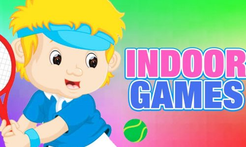10 Indoor Games to Play with Kids and Friends