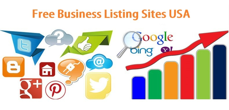 List of free business listing sites in USA