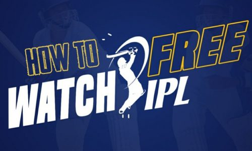 Watch IPL (Indian Premier League) Match Online Free Live Streaming